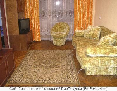 2-комнатная квартира с на ул.Бринского