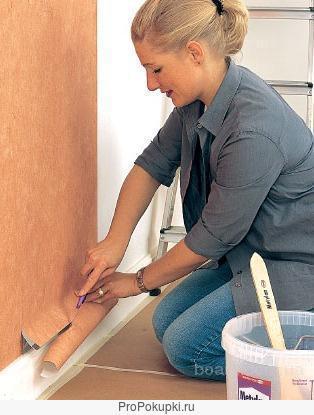 Косметический ремонт квартир По клейка обоев
