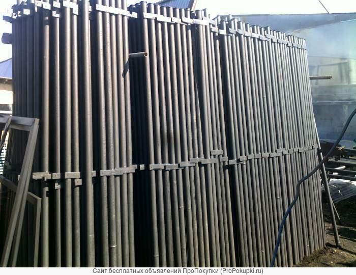 Металлические столбы от производителя
