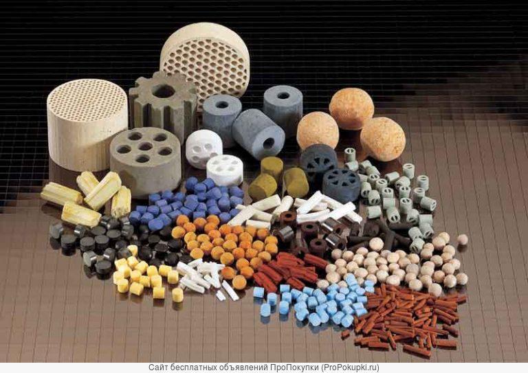 Промышленные б/у нейтрализаторы (катализаторы) в гранулах