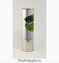 Оливковое масло экстра вирджин 0,1-0,3% SITIA - 1л жесть