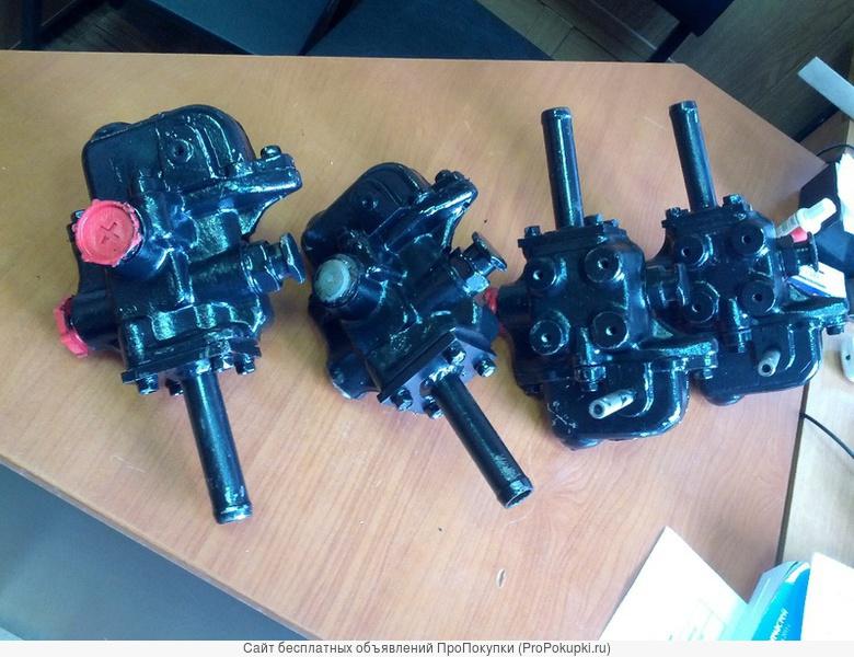 Кран управления подъема кузова ЗИЛ 45085