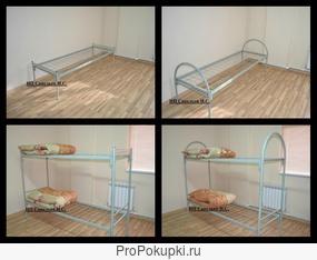 Кровати армейского типа