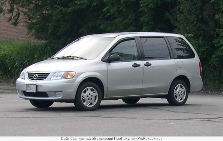 По запчастям Mazda MPV, LWFW, 2002 Г. В., AJ-DE (3л), АКПП, Левый РУЛЬ