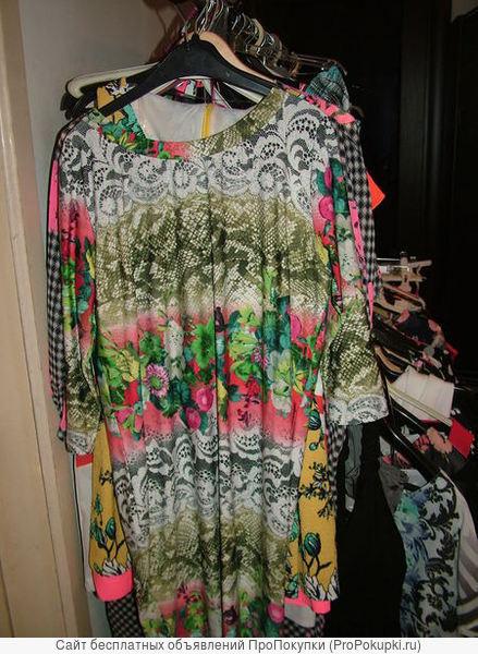 Продам новую коллекцию летних платьев пр-во Турция.