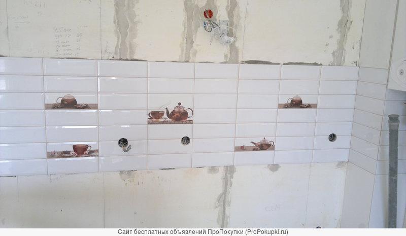Капитальный косметический ремонт квартир