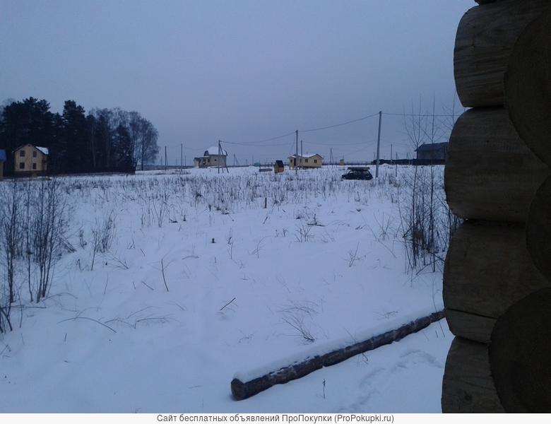 Продаю участок в СНТ Заповедные поляны