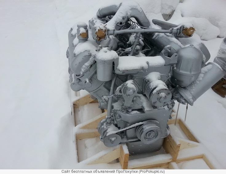 Двигатель ямз 238д1 с хранения(консервация)