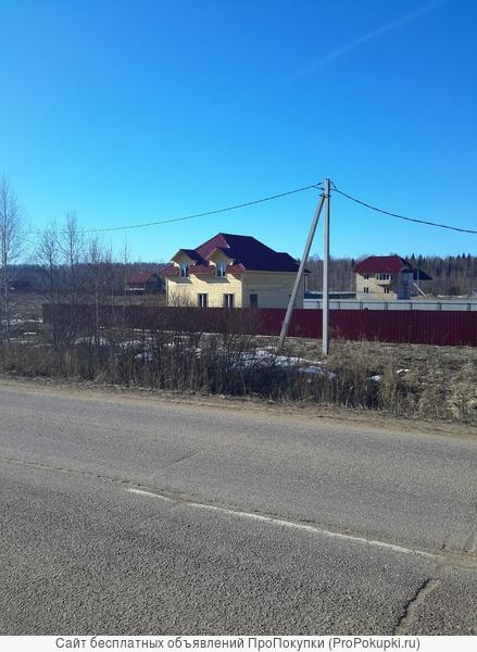 Дом, дача в деревне Подмосковья по Дмитровскому шоссе на север
