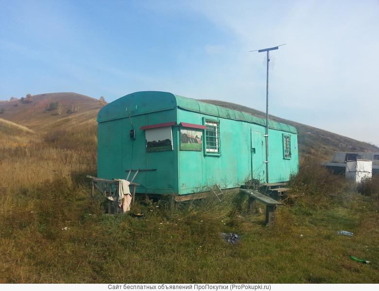 Продам 2-х комнатный жилой вагончик