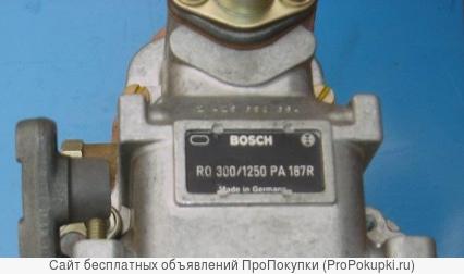 Топливная аппаратура BOSCH