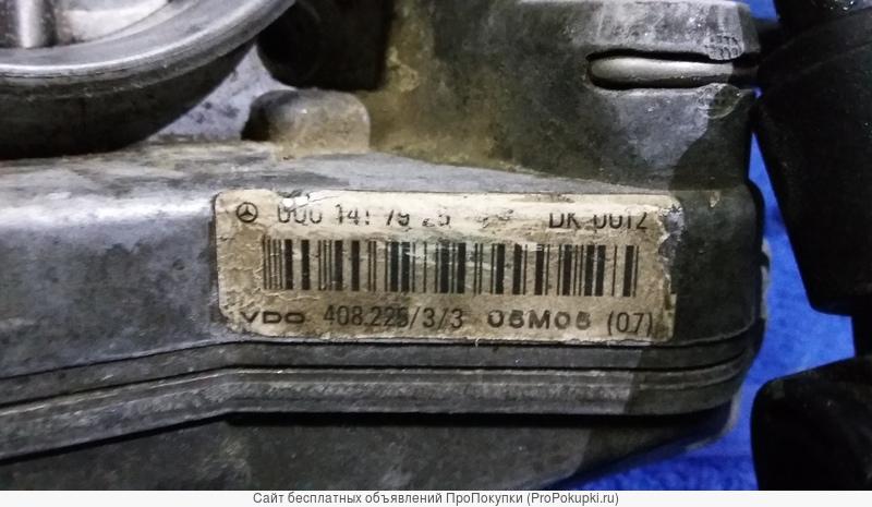 Электронная педаль газа(дроссель)_на Мерседес W140