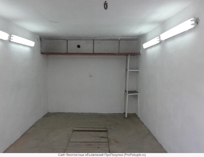 капитальный гараж на Затулинском Ж/М