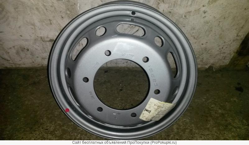 диски мерседес спринтер 06-16 железо радиус 16 спарка