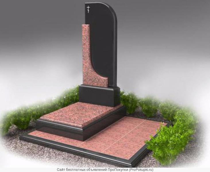 Продажа, изготовление и установка гранитных памятников