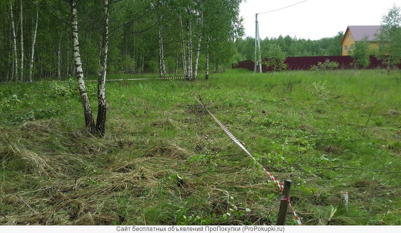 Участок 10 соток СНТ Васюково №269 Можайский район