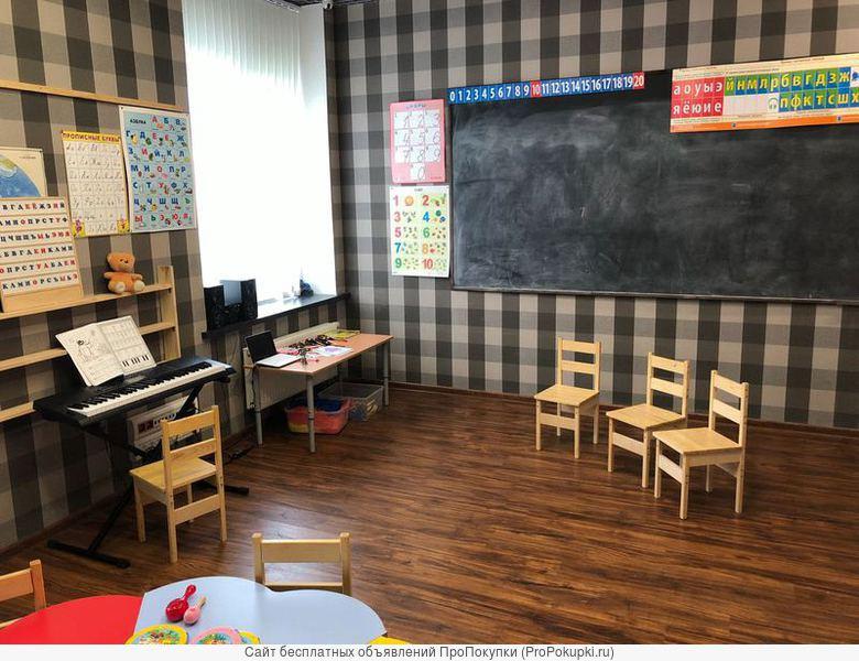 Детский клуб в ЖК Бизнес класса