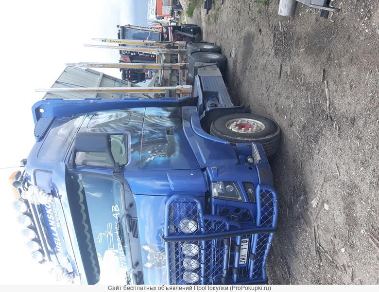 Разные грузовики