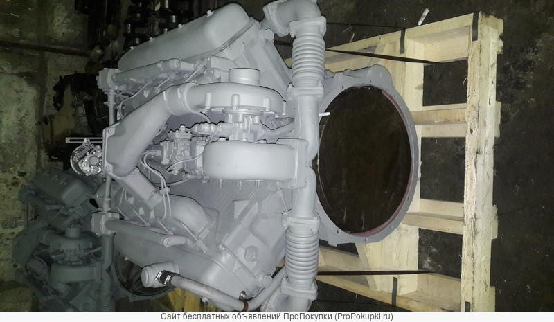 двигатель на маз ямз