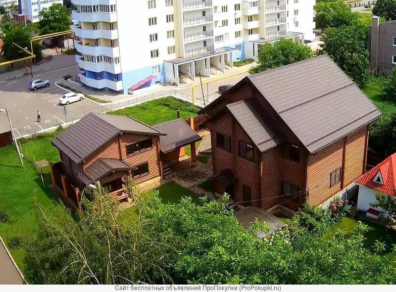 Прекрасный экологически чистый дом в г. Краснодар