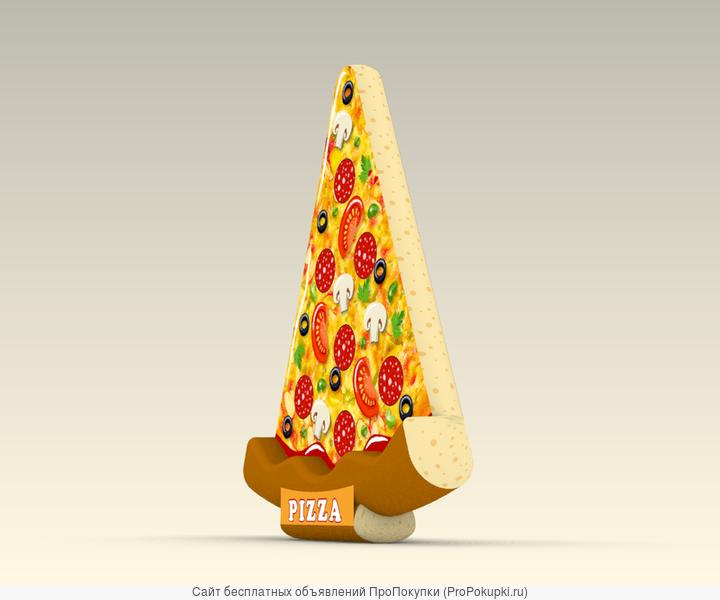 Надувная фигура пицца