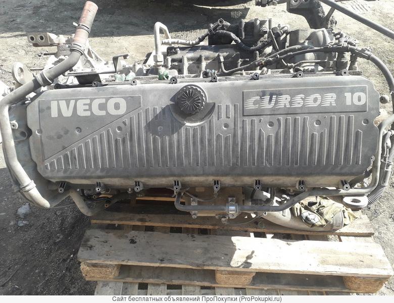 Продам двигатель CURSOR 10 EURO-3