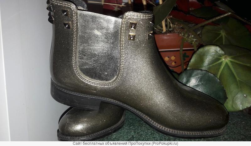 Резиновые полусапожки Menghi Shoes & Co. s.r.l