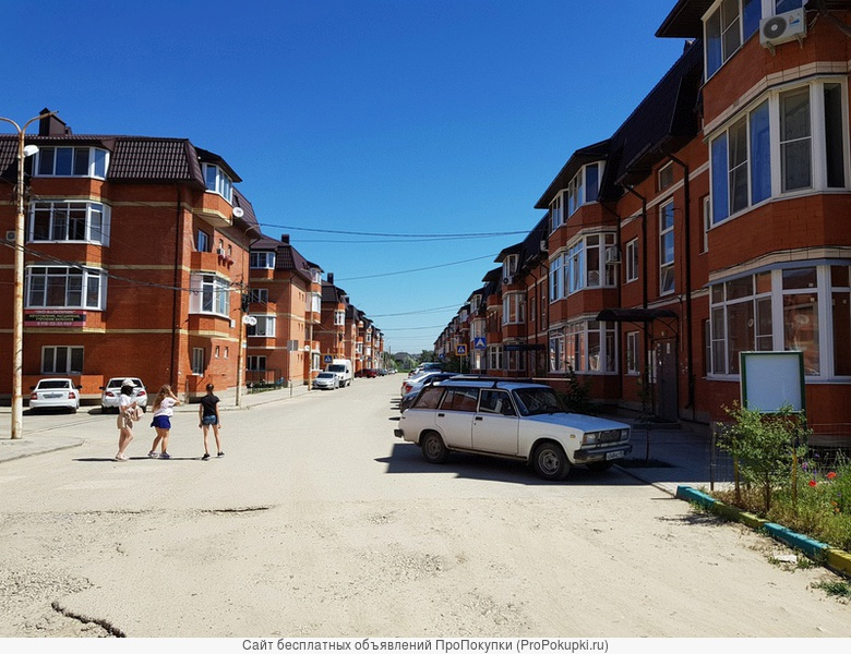 Квартиры от подрядчика в Краснодаре
