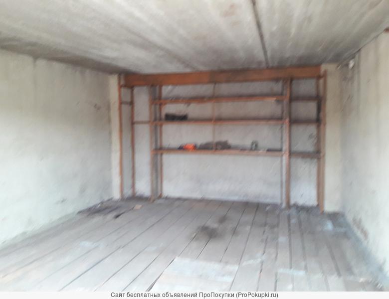 гараж в составе гск