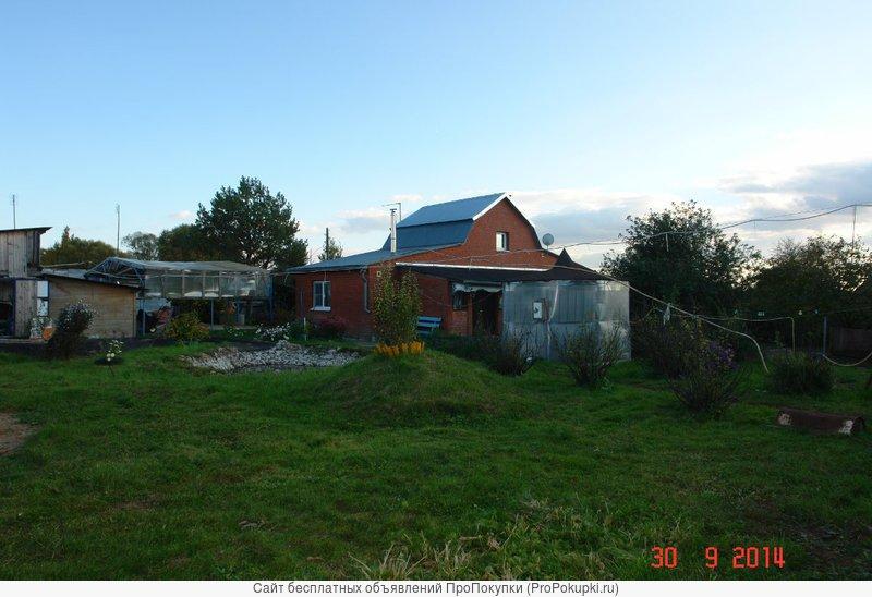 Мини-ферма со своим пастбищем и жилым домом в 250 км от Москвы