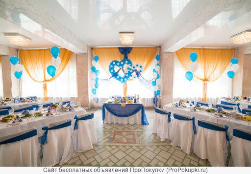 Торжественный банкетный зал в красивейшем месте Уфы, до 150 человек