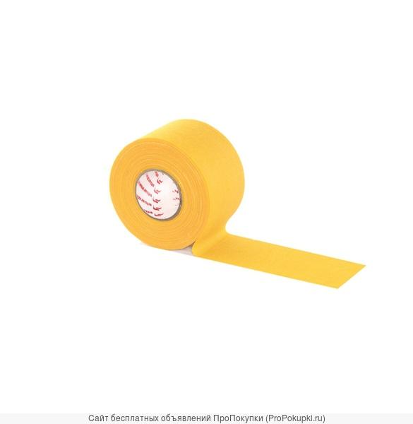 Цветной спортивный тейп 3,8см х 9,1 м, обмотка инвентаря