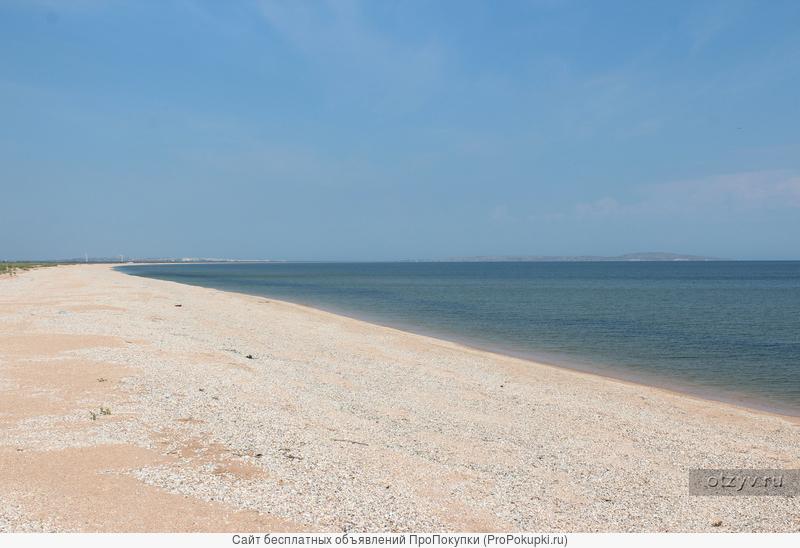 Продам земельный участок возле моря в Крыму, 15 соток, ИЖС