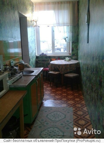 Продам квартиру 2-к квартира 53 м²
