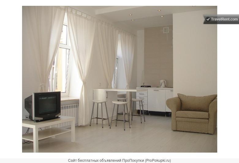 2-комнатная квартира на ул. Рубинштейна