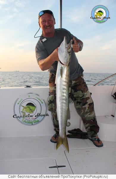 Рыбалка в оаэ с компанией