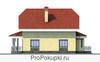 Кирпичный дом 10 х 15,5
