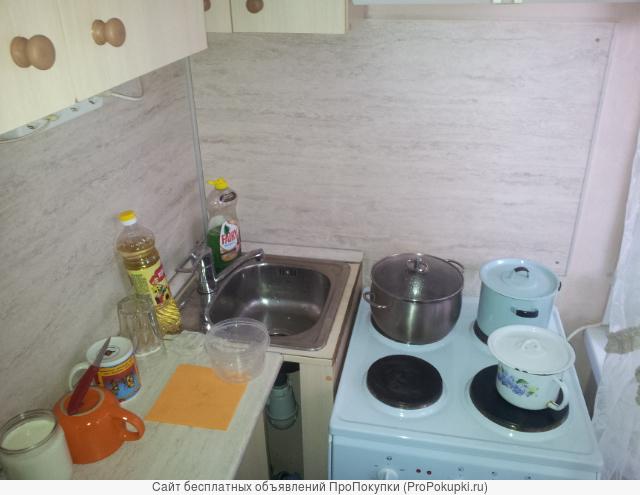 1-комнатная квартира на ул.Рылеева 61 В