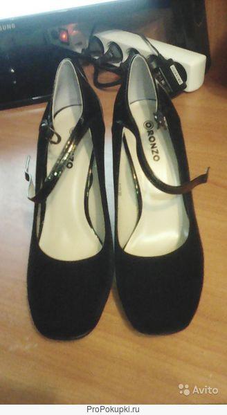Продам новые женские туфли р-р 38,5