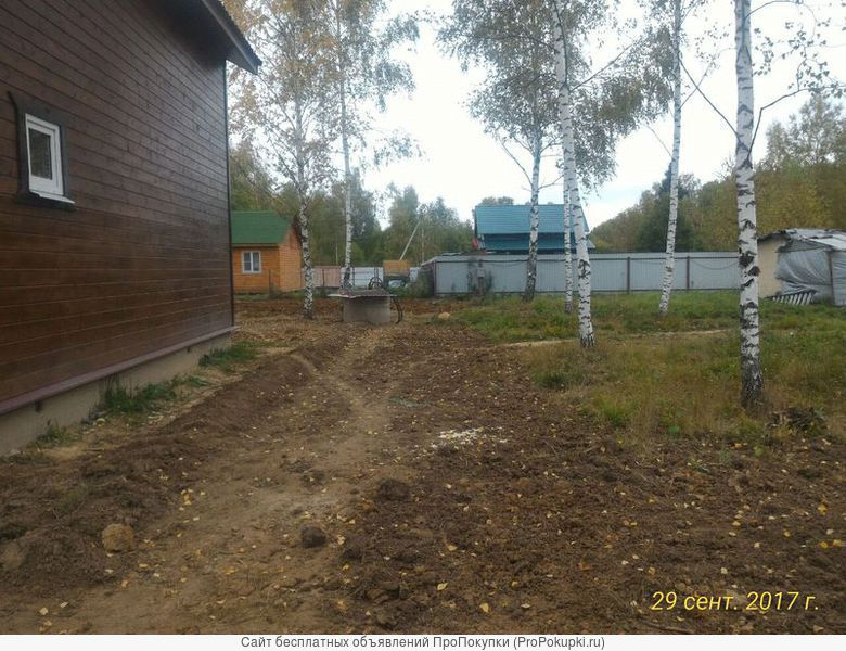 Добротный загородный дом 82 км. от МКАД