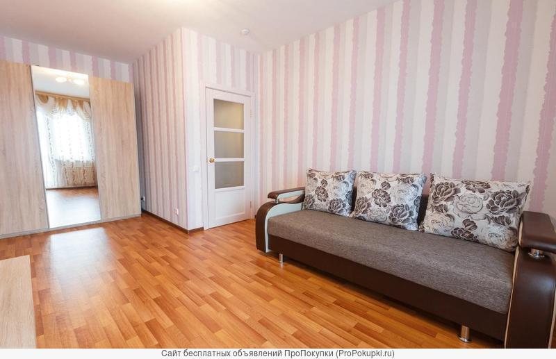 Сдаю посуточно свою 1к квартиру у метро Алексеевская, без комиссии
