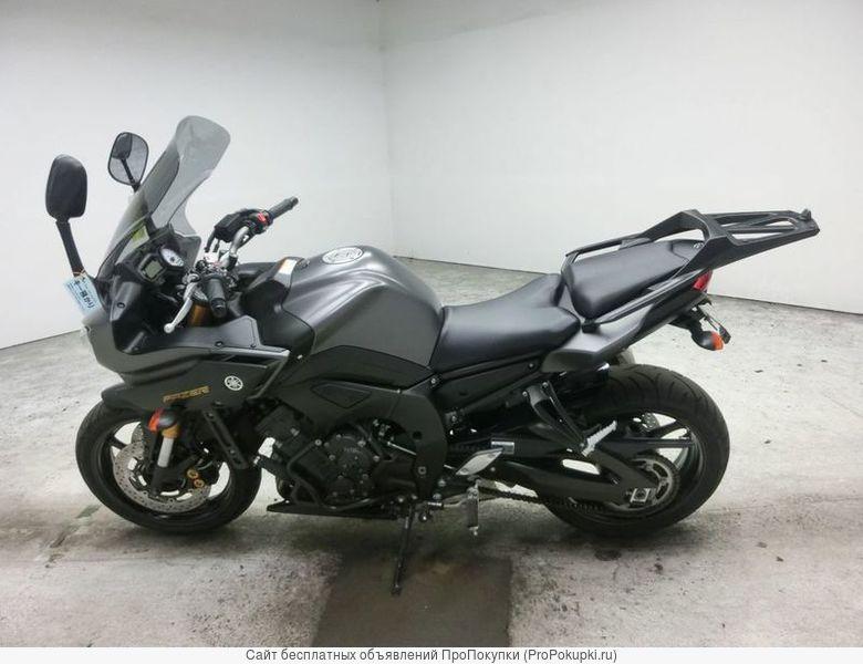 Мотоцикл naked Yamaha Fazer FZ8 рама RN252 гв 2012