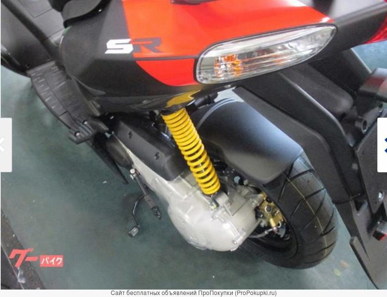Скутер Aprilia SR 50 модификация реплика 125 сс Replica