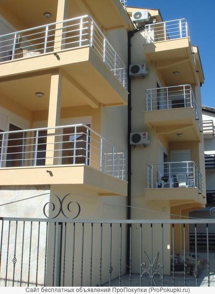 Сдаю квартиру летом в Черногории в 100 метрах у моря