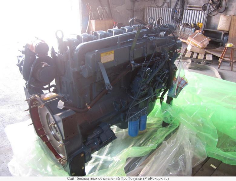 Продается двигатель в сборе Shaanxi WP10.380E32