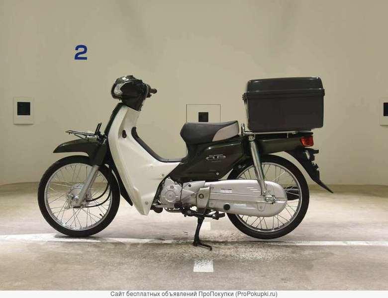 Мотоцикл дорожный Honda Super Cub рама AA04 скутерета