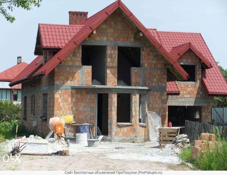 Оказываем все строительные услуги-рассмотрим все виды строительства