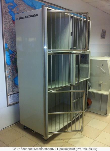 Клетки для ветеринарных клиник