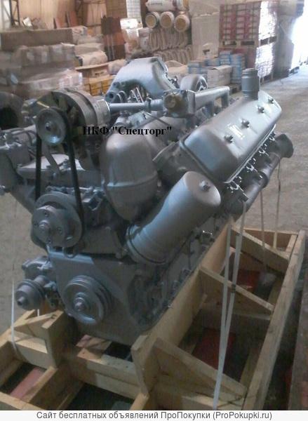 Двигатель ямз 238НД3 235л/с