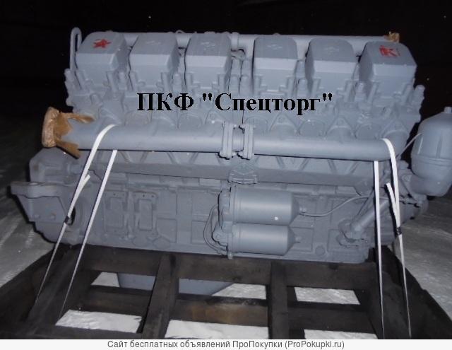 Двигатель ямз 240 БМ2